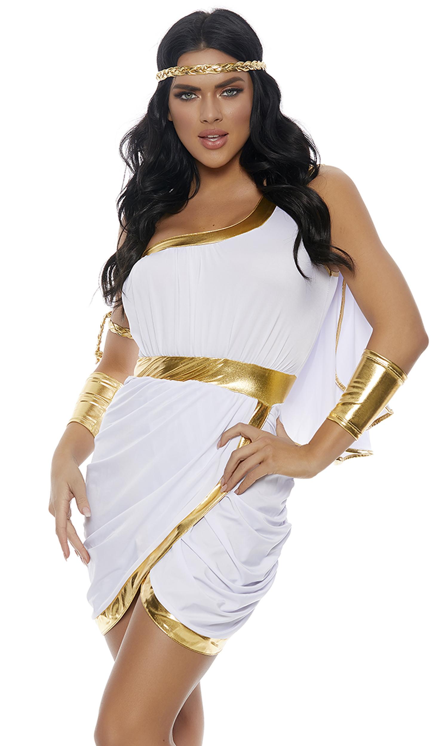 19e38d04d39a Women's Goddess & Gladiator Costumes | ForPlay