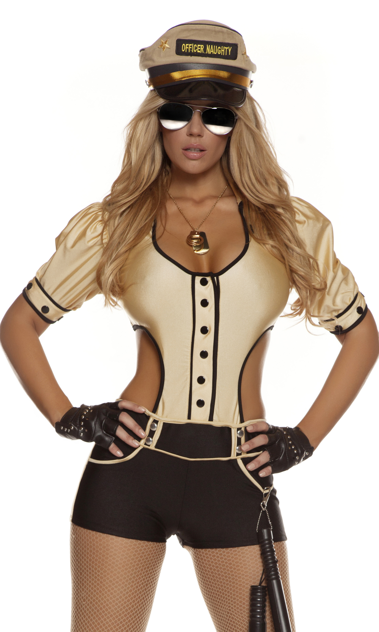sc 1 st  ForPlay Catalog & On Patrol Sexy Police Officer Costume