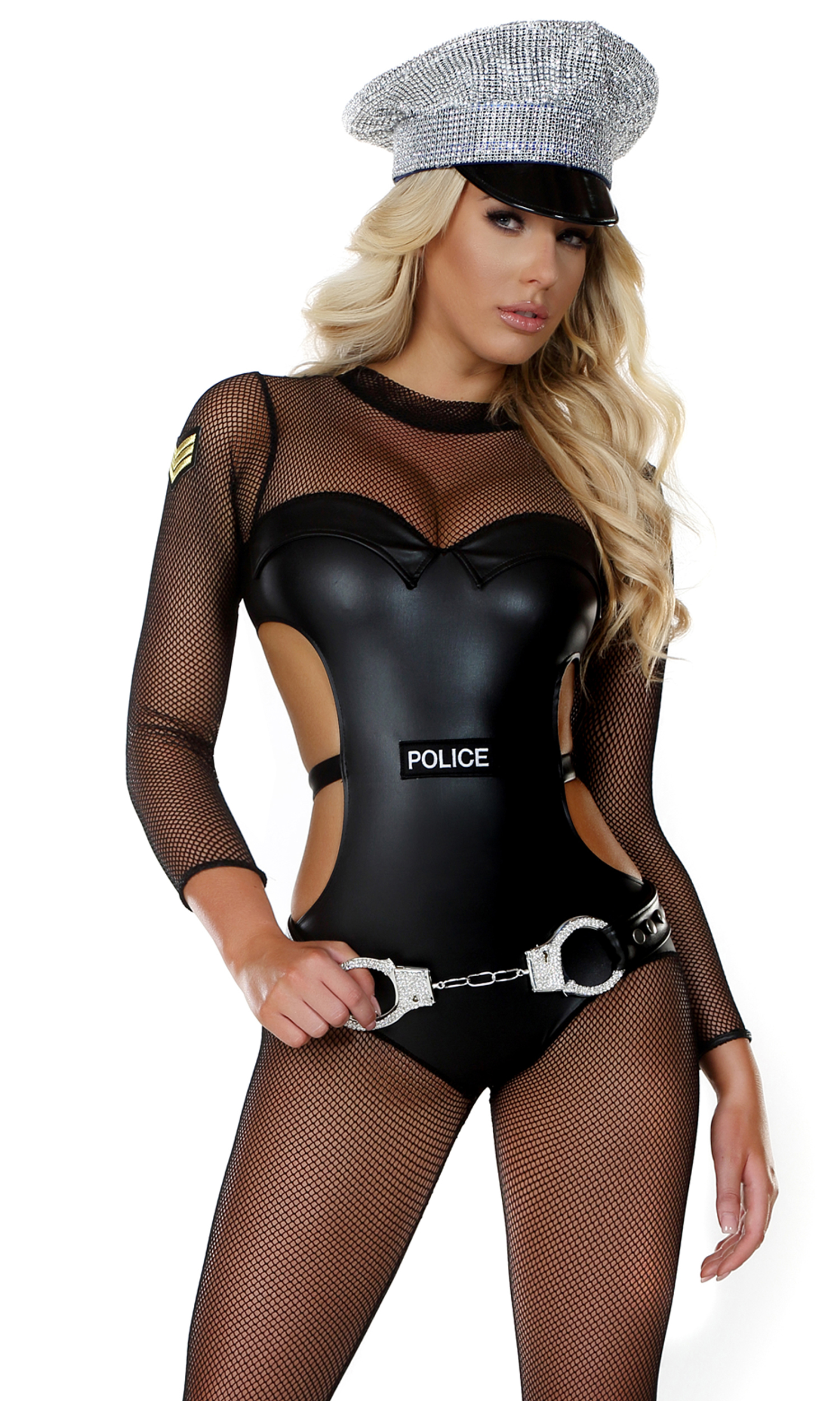Sexy officer costumes