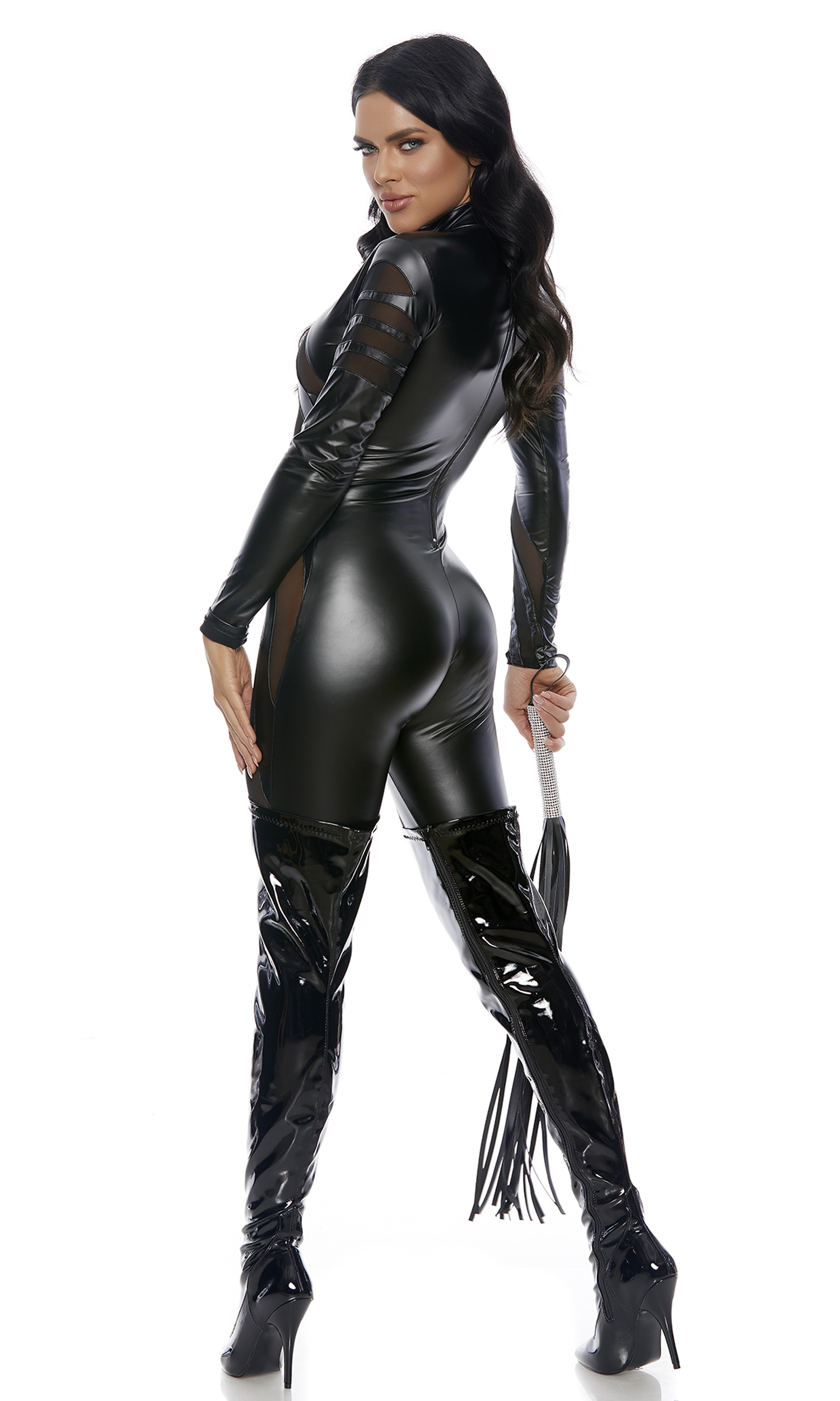 sexy leather costumes