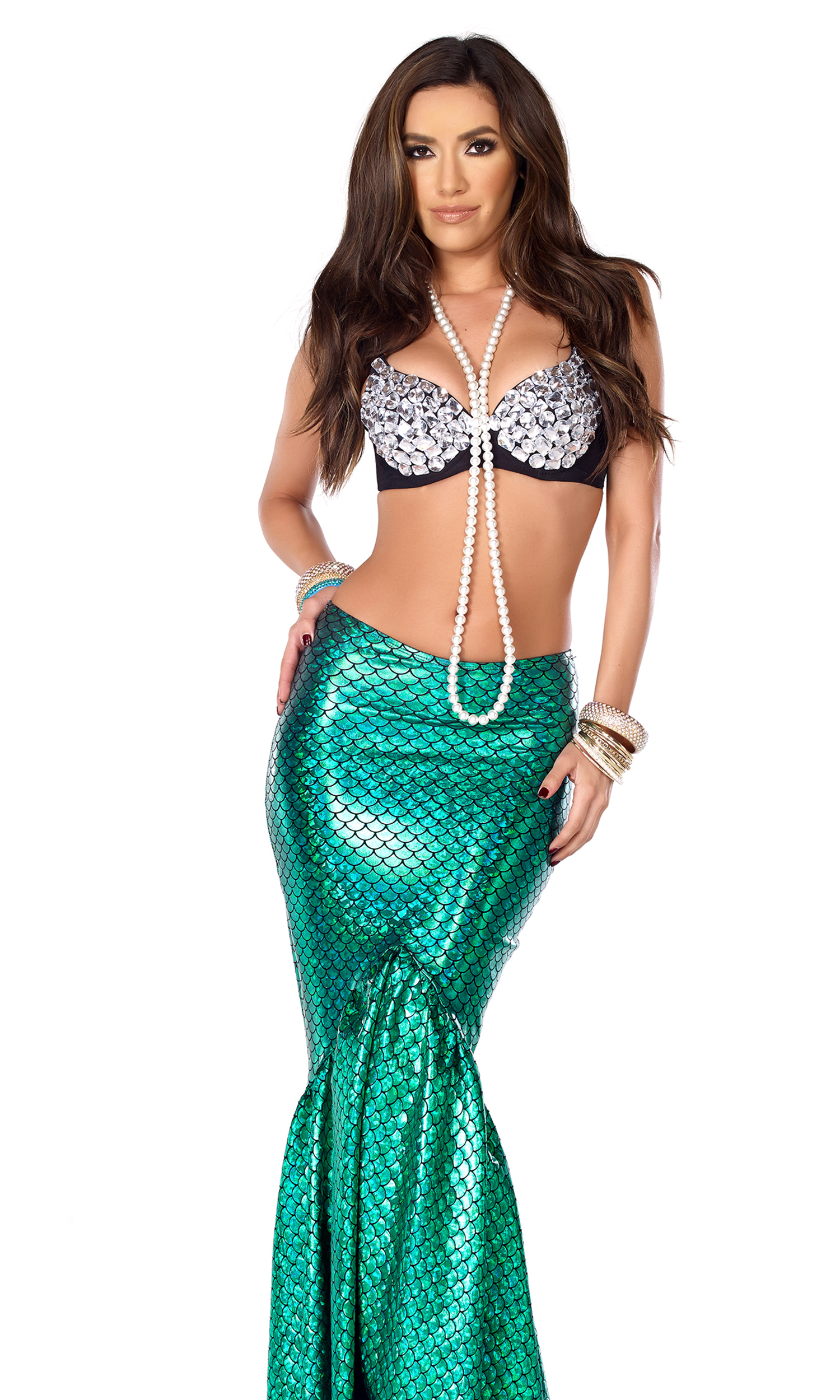 Sexy mermaid outfit