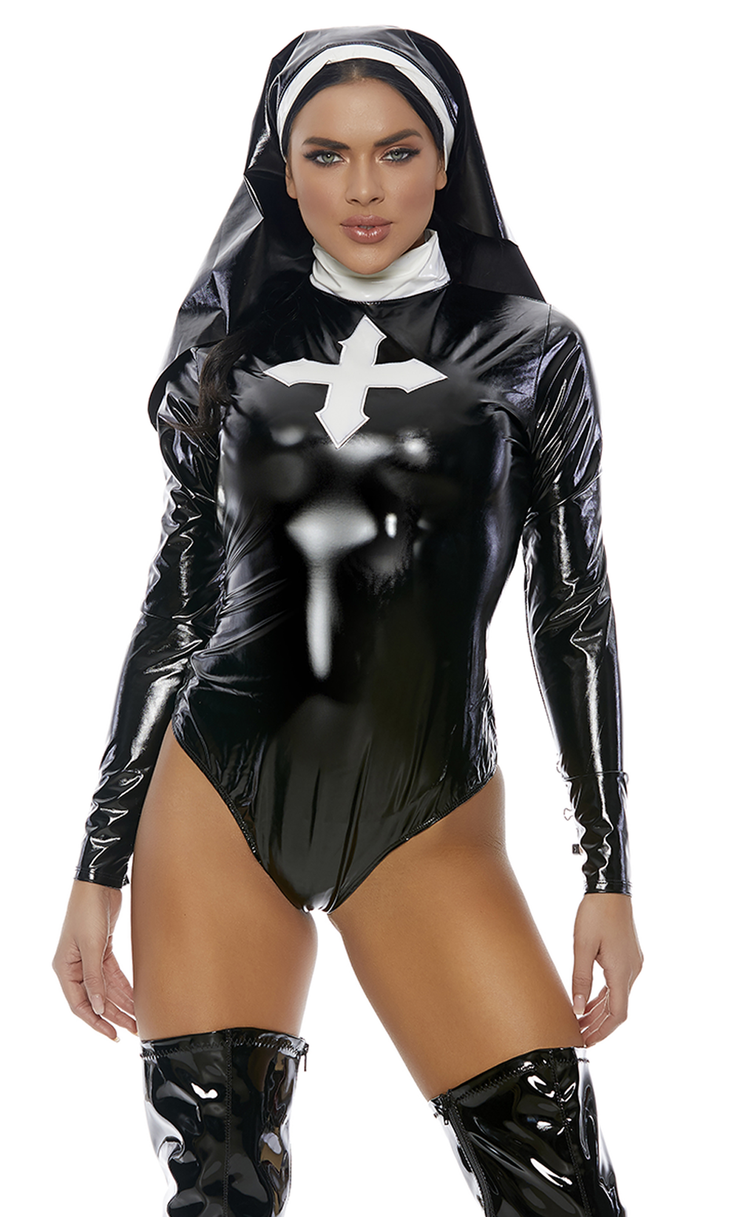 sexy nun costumes forplay