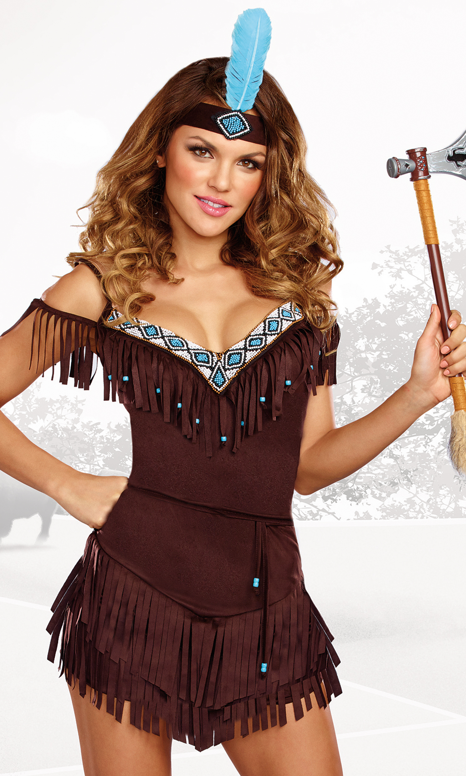 7805d033080 Women s Cowgirl   Indian Costumes