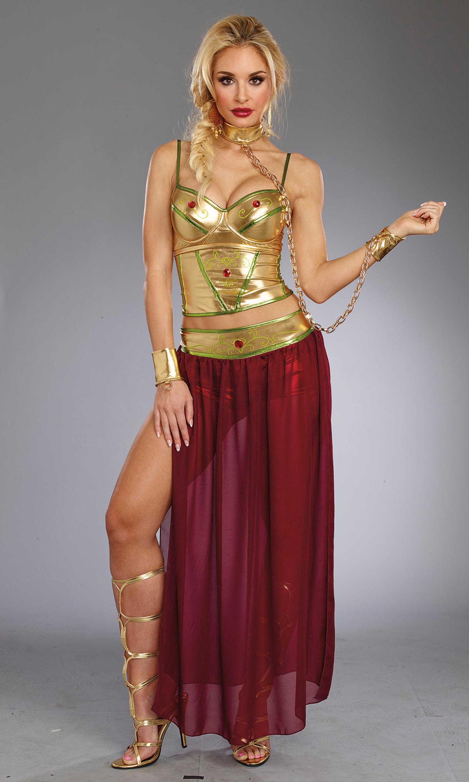 91833f3b72 Women s Genie   Gypsy Costumes