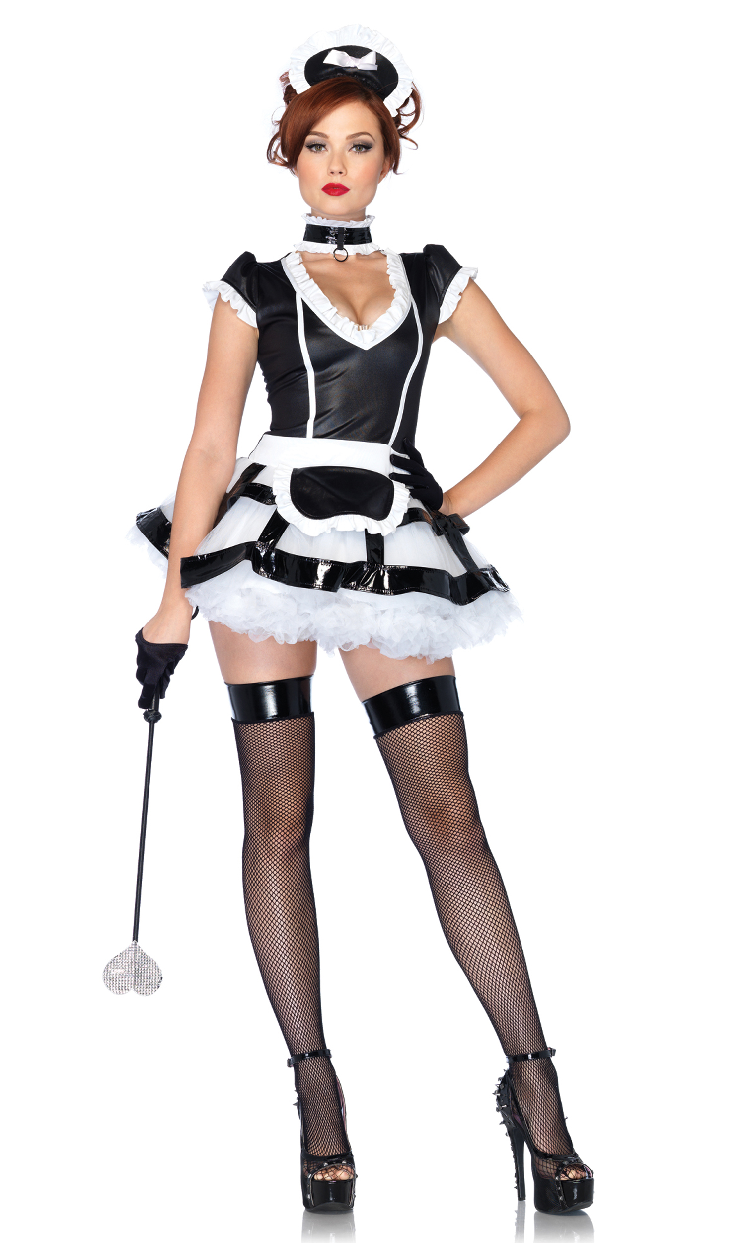 Fetish french maid pic