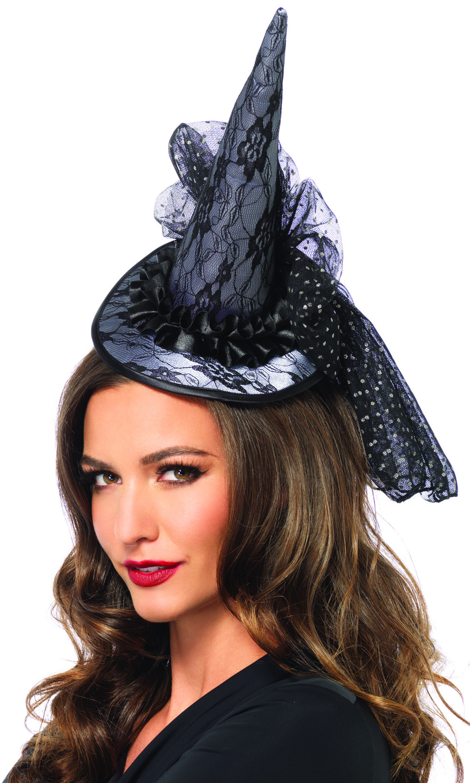 Как сделать шляпки ведьмочек