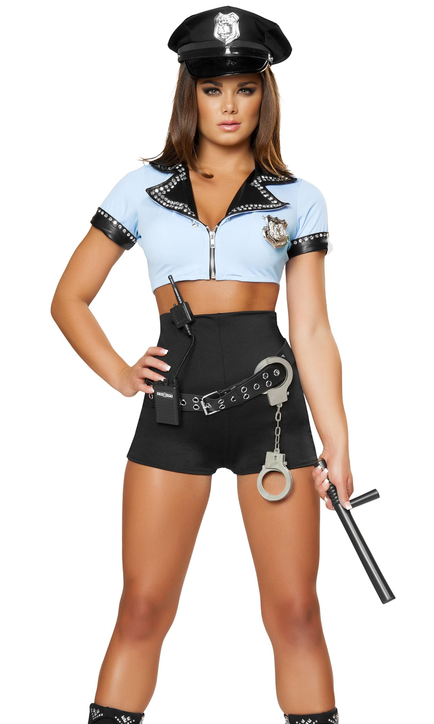 Транса девушка в костюме милиции порно фильм