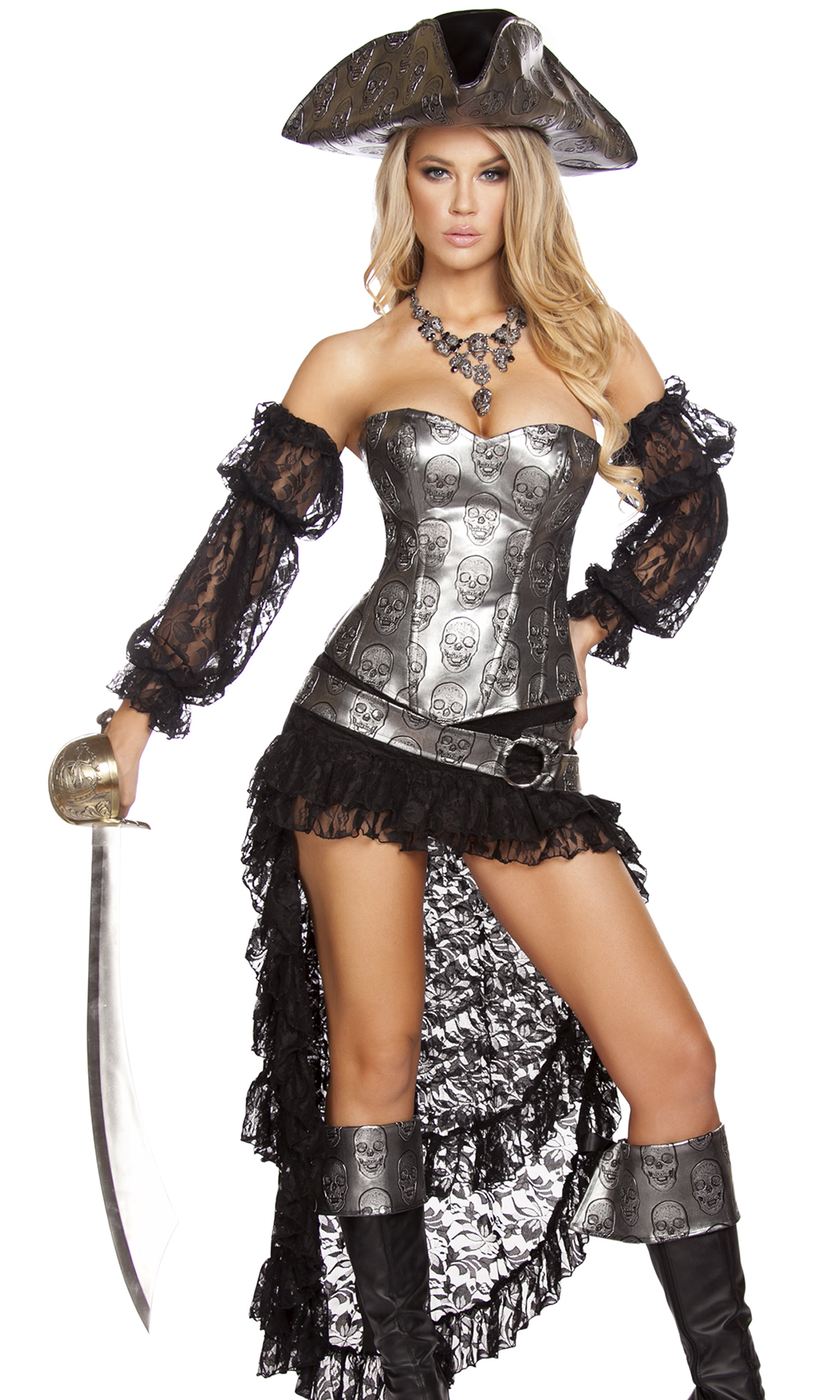 Picture Pirates Of The Caribbean Sexy Pirate Costume Halloween Women Fem Ikcclassicafricanfashion