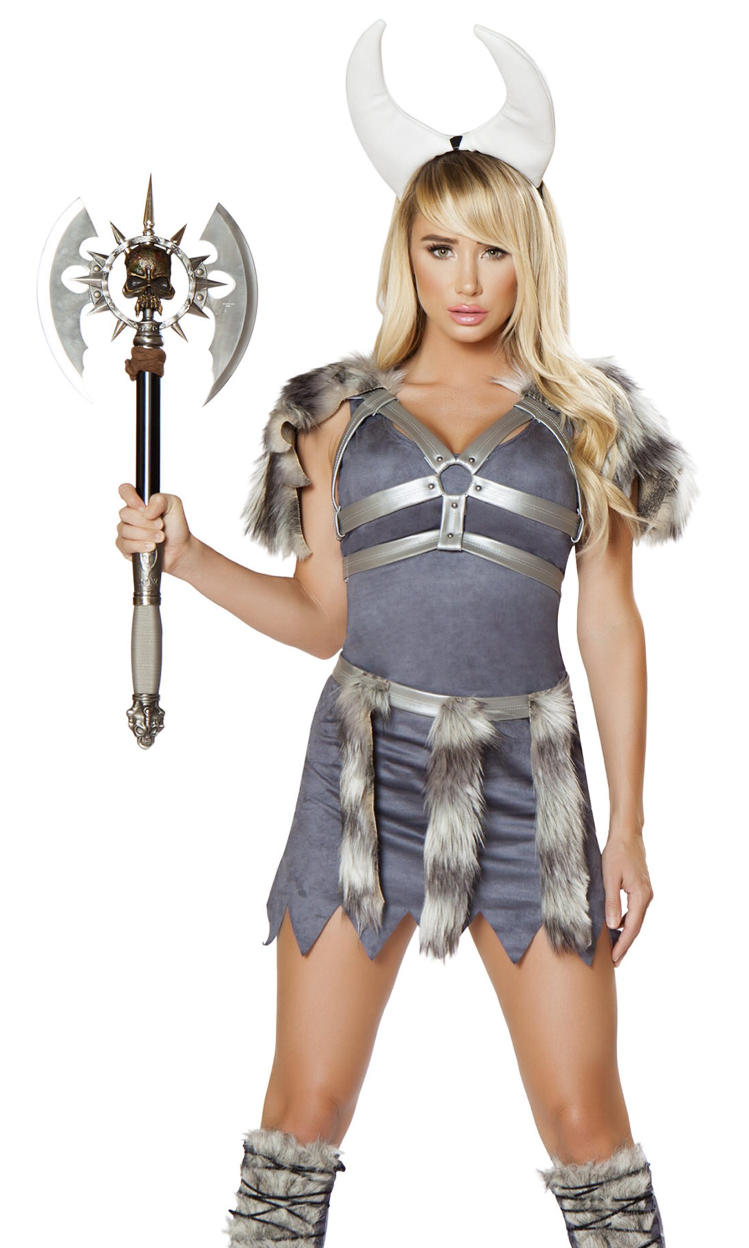 Hot viking costume