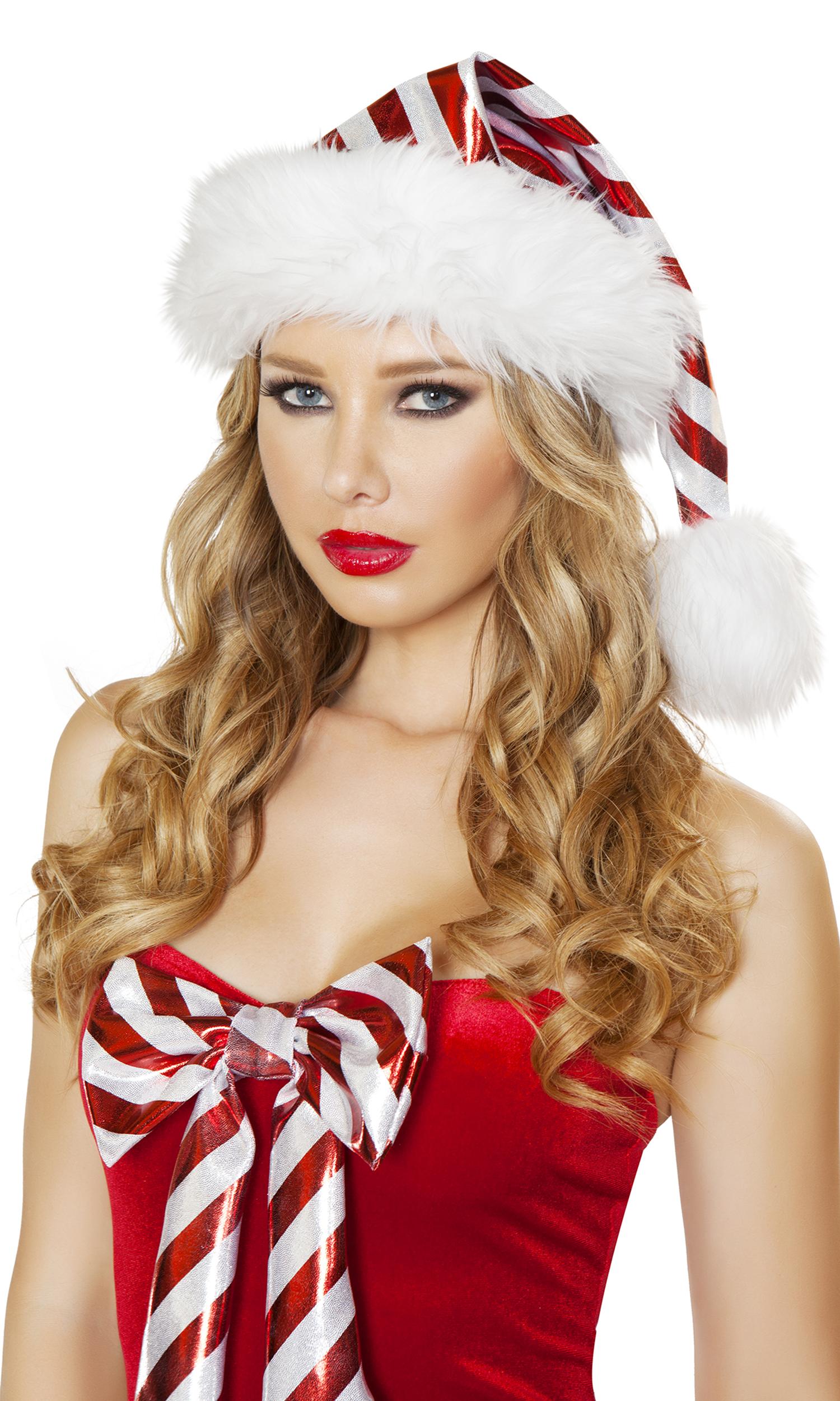 nudes-santa-hats