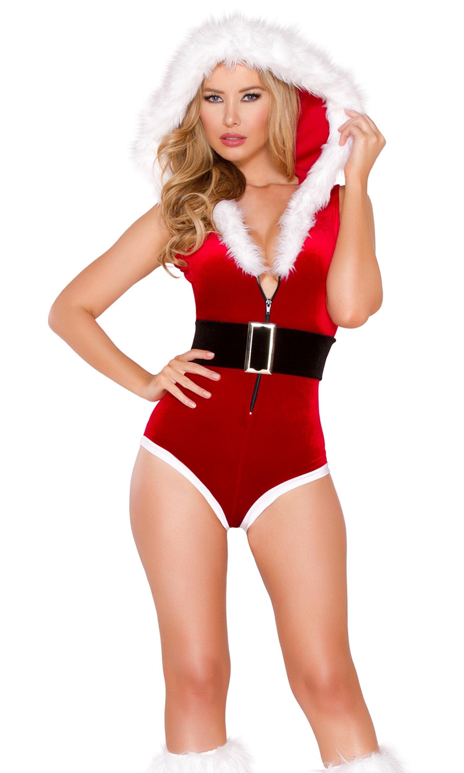 Santa suits costumes for men, women kids