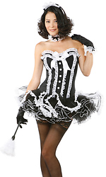 Ooh La La  Sexy Maid Costume