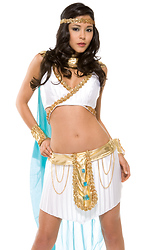 Egyptian Lover Sexy Cleopatra Costume