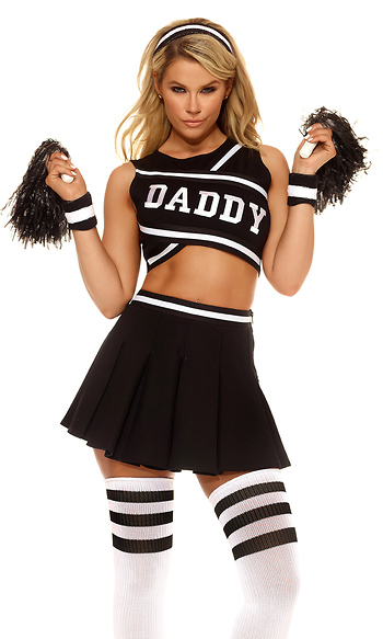 Cheerleader daddy