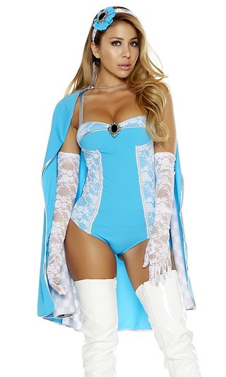 9ceac9818c4 Tea Time Sexy Storybook Character Costume