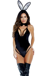 Hop Or Not? Sexy Bunny Costume