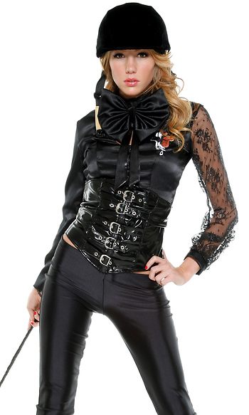 Christmas Corsets Bustiers