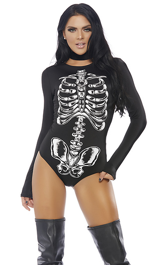 512e67f3ab Skeleton Costumes for Women - Adult Skeleton Costumes - Sexy Skeletons
