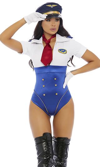 ec0d5a1a4ea Women's Pilots & Flight Attendants Costumes | ForPlay