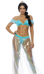 A Whole New World Sexy Princess Costume