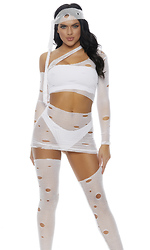 It's a Wrap Sexy Mummy Costume
