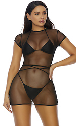 Constraint Lingerie Dress