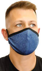 Health is Wealth Unisex Reusable Mask