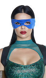 Blue Turtle Mask