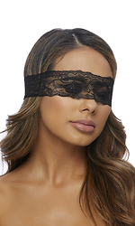 In Lace Blindfold