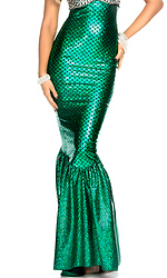 Hologram Mermaid Skirt