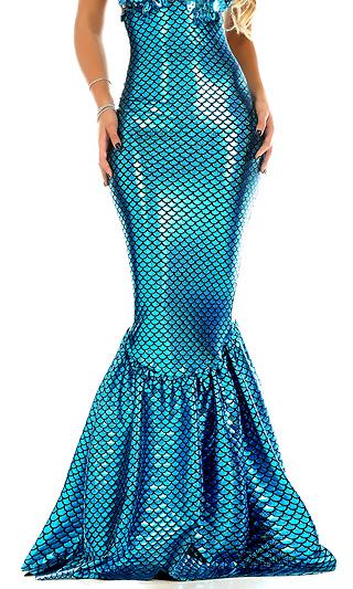 a0e7b81d000e Hologram Mermaid Skirt