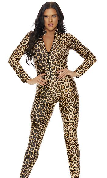Leopard Costume For Women