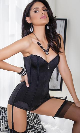 Sexy corset babes