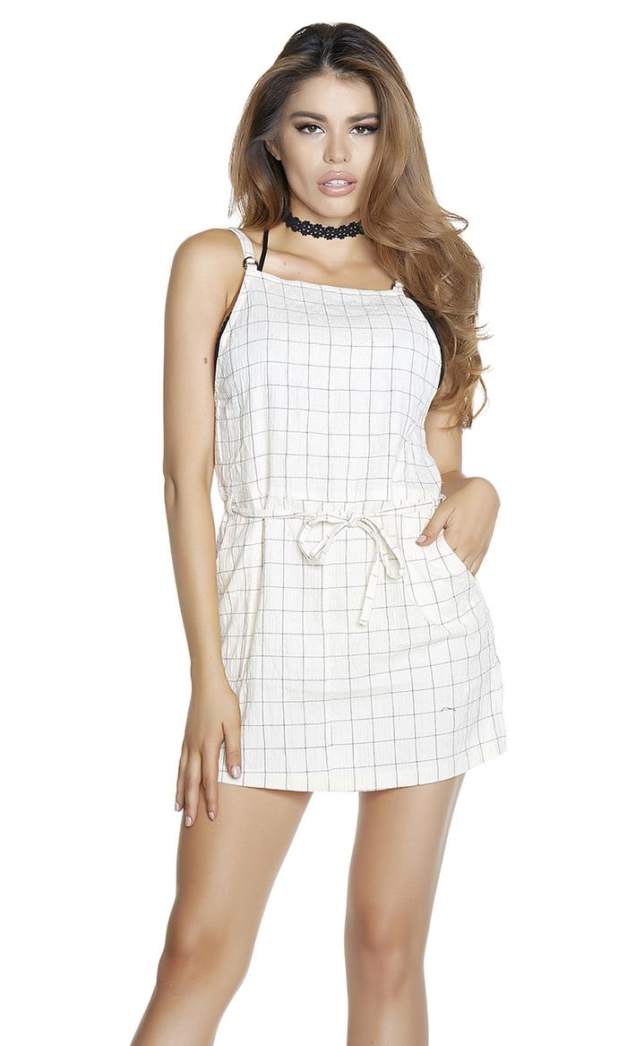 Hot Off The Grid Mini Dress supplier