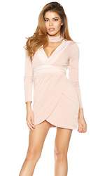 Rose All Day Mini Dress