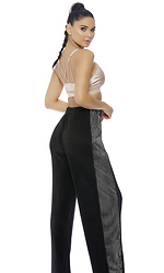 Aim To Pleat High Waist Pants