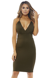 Halter At Me Mini Dress