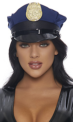 Police Patrol Hat by Forplay Catalog