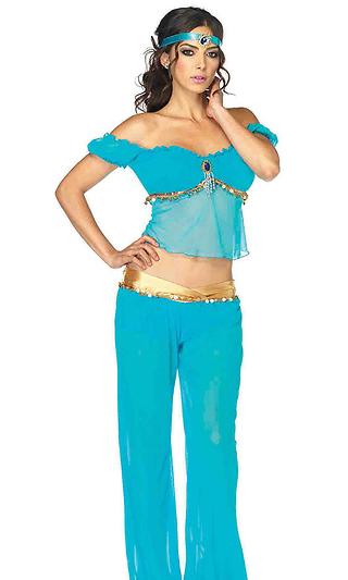 d7395616d5ad8 Arabian Beauty Sexy Princess Costume