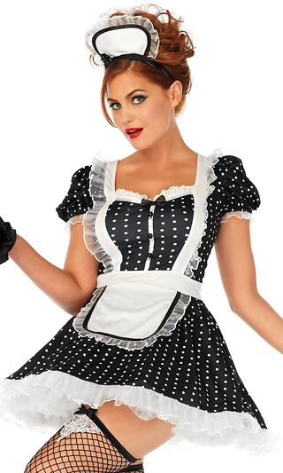 d0bbc4ecbef Women's Maid Costumes | ForPlay
