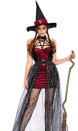 3Pc. Celestial Witch  sc 1 st  ForPlay Catalog & Sexy Halloween Costumes | Womenu0027s Sexy Costumes | ForPlay Catalog