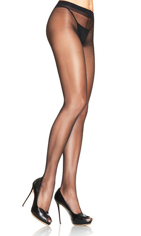 f4773a96e Lycra Sheer To Waist Support Panty Hose by Leg Avenue
