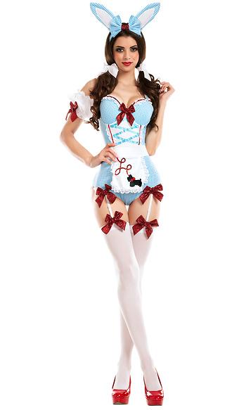 sc 1 st  ForPlay Catalog & Kansas Cosplay Bunny Costume