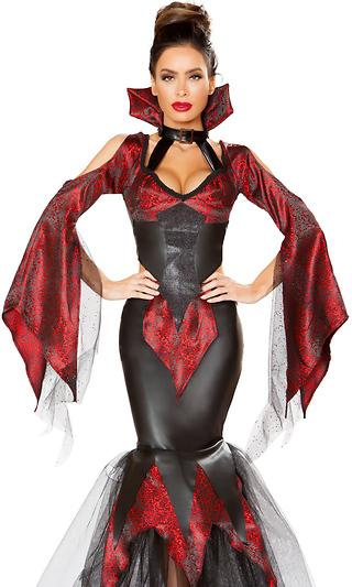 2245b35b5df Halloween Vampire Costumes - Sexy Vampire Costumes - Gothic Adult ...