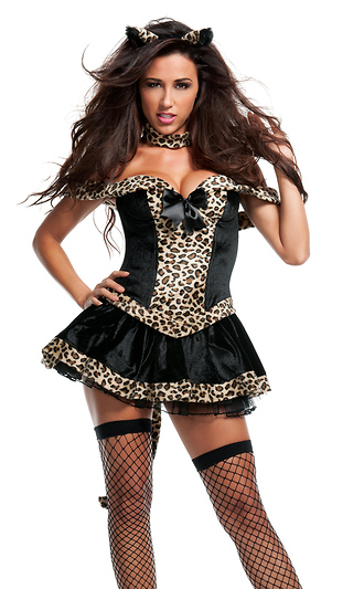 d81443af6a9e Sexy Women's Cat Costumes | ForPlay