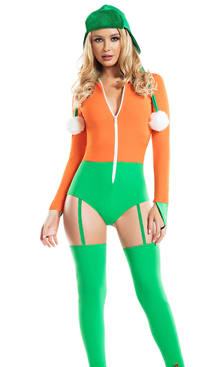 4076a91e39c Kylee Sexy Character Costume