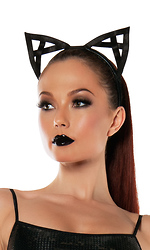Bondage Kitty Ears